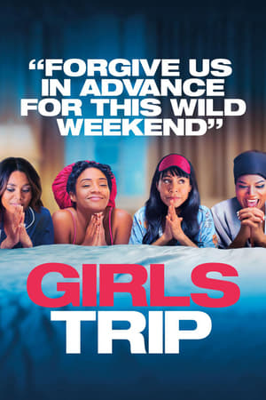 Poster Movie Girls Trip 2017