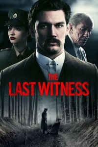 Poster de la Peli The Last Witness