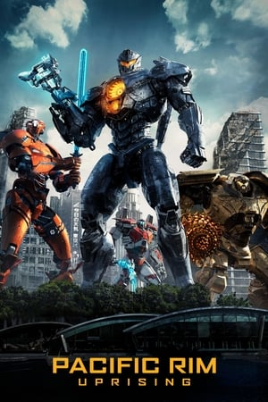 Poster Movie Pacific Rim: Uprising 2018