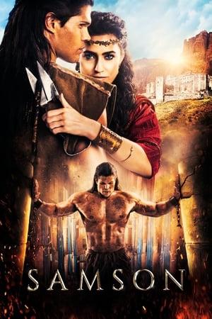 Poster Movie Samson 2018
