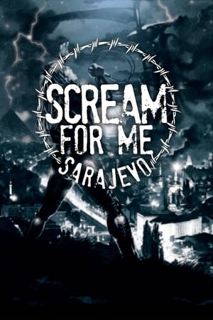 Poster Movie Scream for Me Sarajevo 2018