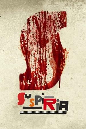 Poster Movie Suspiria 2018