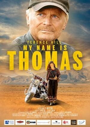 Poster Movie My Name Is Thomas 2018