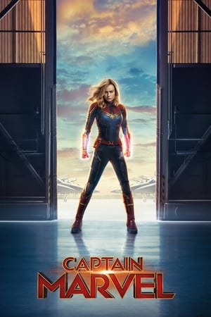 Poster Movie Captain Marvel 2019