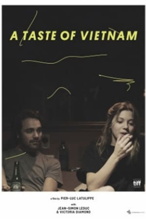 Poster Movie The Taste of Vietnam 2018