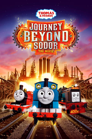 Poster Movie Thomas & Friends: Journey Beyond Sodor 2017
