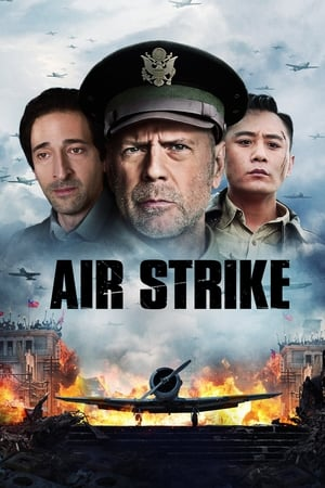 Poster Movie Air Strike 2018