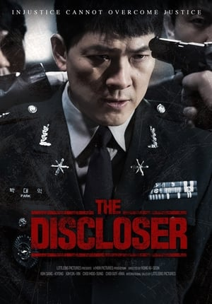 Poster Movie The Discloser 2018