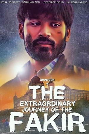 Poster Movie The Extraordinary Journey of the Fakir 2018