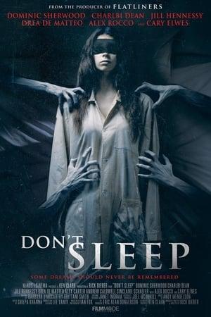 Poster Movie Don't Sleep 2017