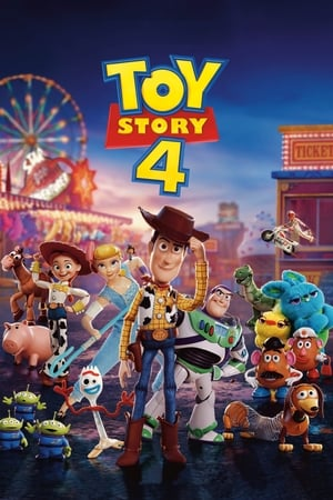 Poster Movie Toy Story 4 2019