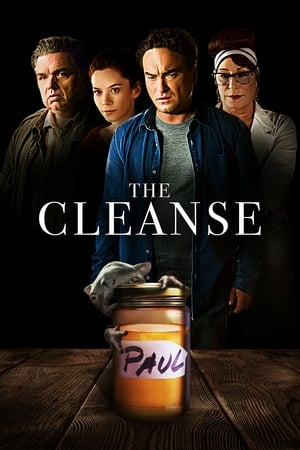 Poster Movie The Cleanse 2018