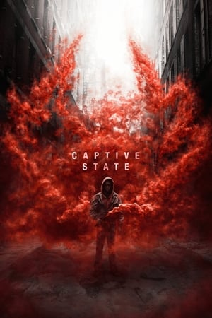 Poster Movie Captive State 2019