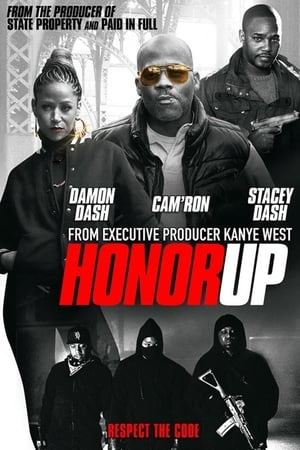 Poster Movie Honor Up 2018