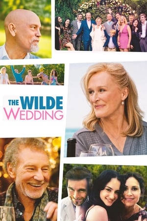 Poster Movie The Wilde Wedding 2017