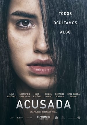 Poster Movie The Accused 2018