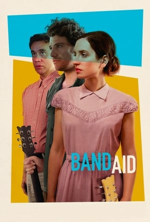 Poster Movie Band Aid 2017