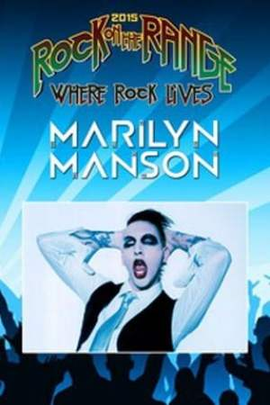 MARILYN MANSON: Rock On The Range Festival 2015