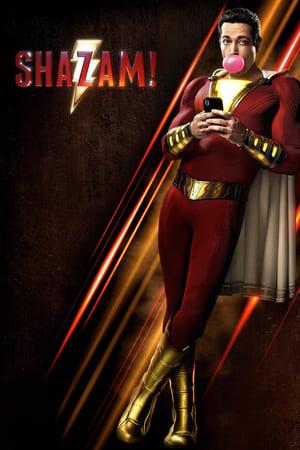 Poster Movie Shazam! 2019