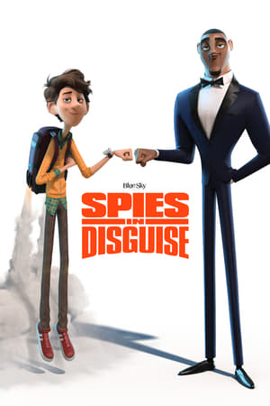 poster Spies in Disguise