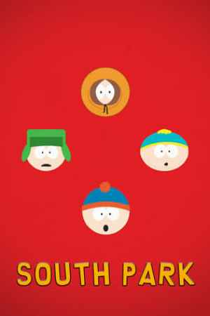 poster South Park