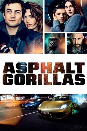 Poster Movie Asphaltgorillas 2018