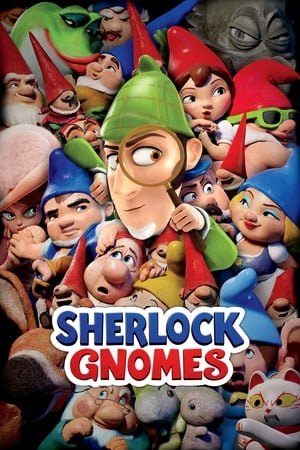 Poster Movie Sherlock Gnomes 2018