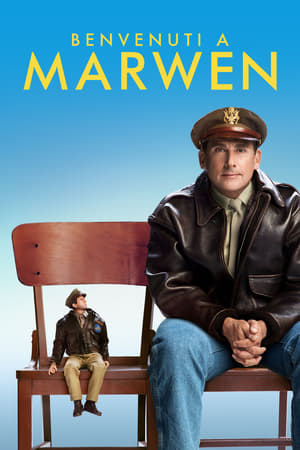 poster Welcome to Marwen