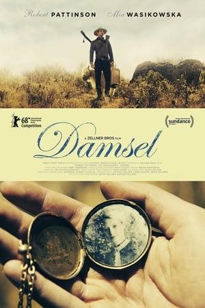 Poster Movie Damsel 2018