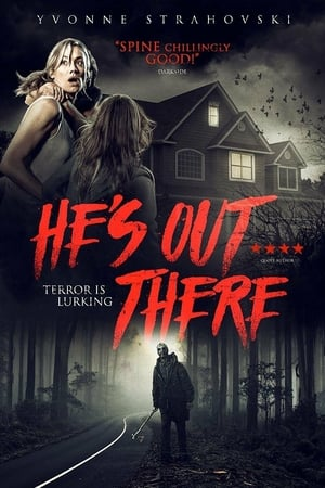 Poster Movie He's Out There 2018