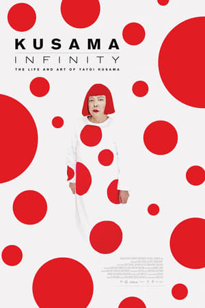Poster Movie Kusama - Infinity 2018