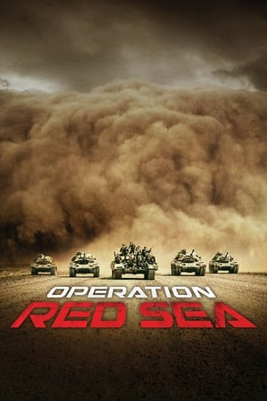 Poster Movie Operation Red Sea 2018