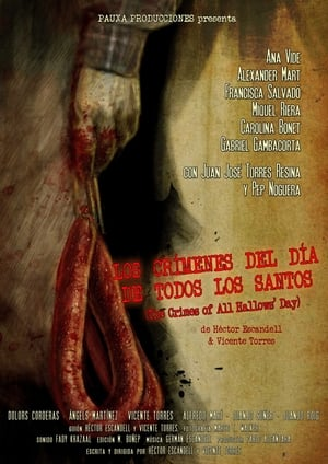 Poster Movie The Crimes of All Hallows' Day 2019