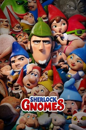 Poster Movie Sherlock Gnomes 2018