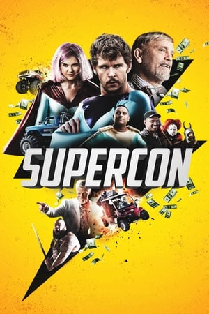 Poster Movie Supercon 2018