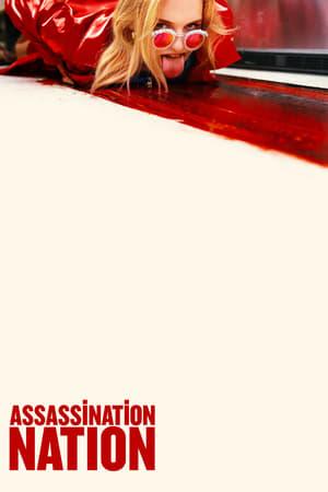 Poster Movie Assassination Nation 2018