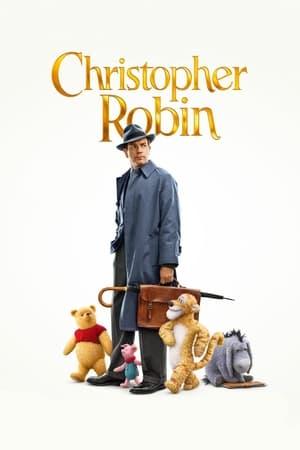 Poster Movie Christopher Robin 2018
