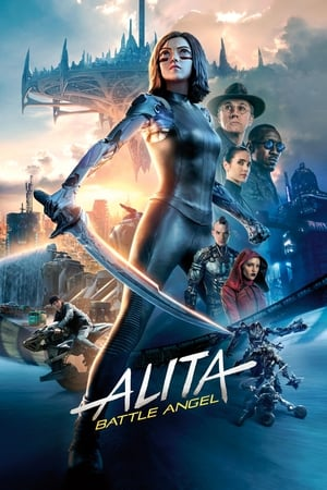 Poster Movie Alita: Battle Angel 2019
