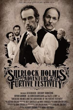 Image Sherlock Holmes and the Adventures of the Furtive Festivity