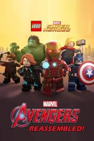 LEGO Marvel Super Heroes: Avengers Reassembled!