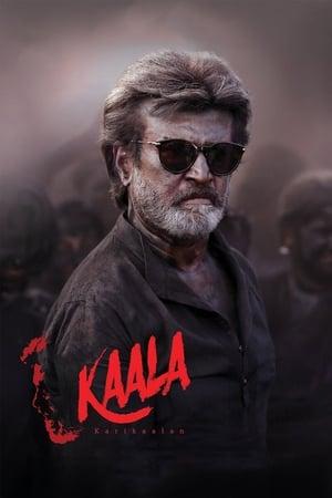 Poster Movie Kaala 2018