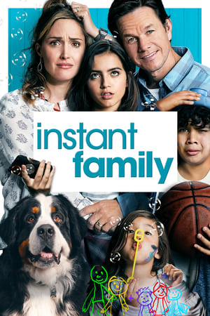 Poster Movie Instant Family 2018