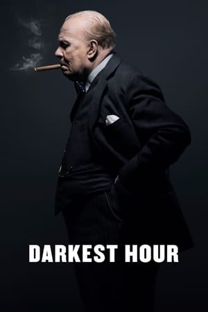 Poster Movie Darkest Hour 2017