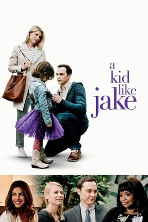 Poster Movie A Kid Like Jake 2018