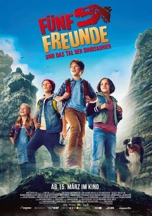 Poster Movie Fünf Freunde - Im Tal der Dinosaurier 2018