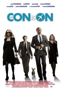 Poster de la Peli The Con is On