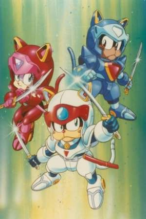 Samurai Pizza Cats