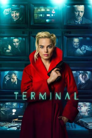 Poster Movie Terminal 2018
