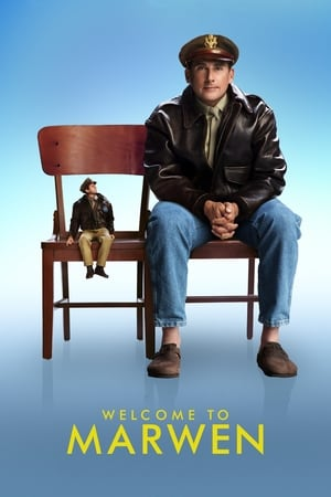 Poster Movie Welcome to Marwen 2018