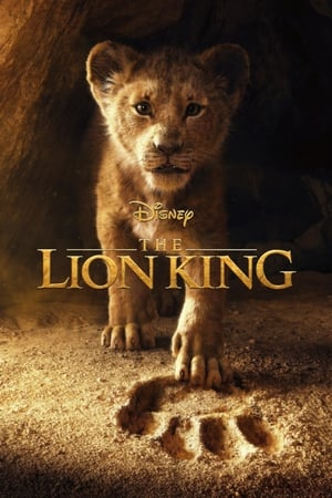Poster Movie The Lion King 2019